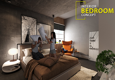 3D interior design Firms concept house - home CGI drawings by ...